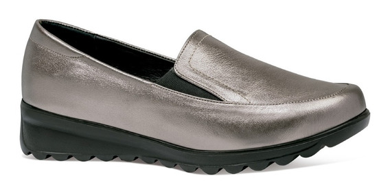 Suave Caminar Zapatos Mocasines Piel Confort Ajuste 3100521