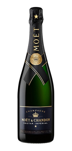 Champagne Moet Chandon Nectar Imperial Brut 750 Ml