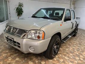 Nissan Np300 2.4 Extremadamente Nueva Factura Original 2cabi