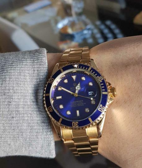 Reloj Rolex Submariner Blue