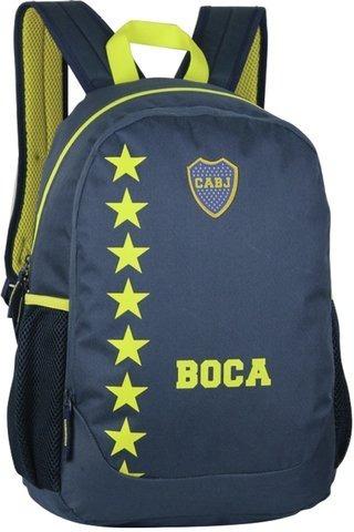 Mochila Boca Espalda Estrellas 17,5 Pulg C/ Env. Bag Center