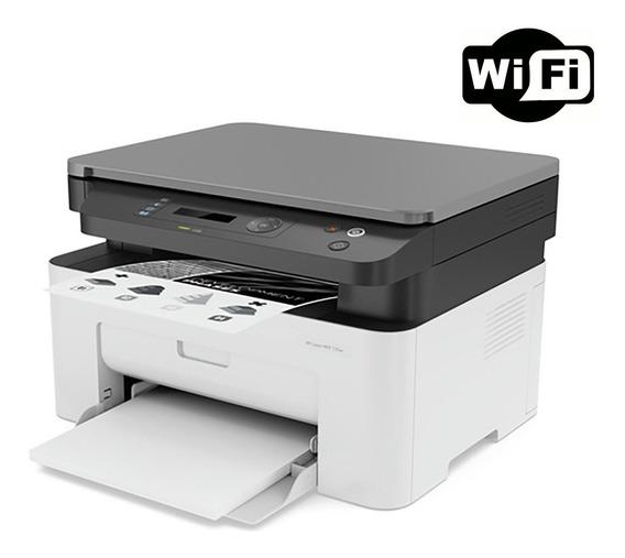 Impressora Hp Laser Mfp 135w Com Wifi