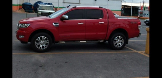 Ford Ranger 2019 3.2 Limited Cab. Dupla 4x4 Aut. 4p