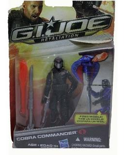 G.i.joe Retaliation Cobra Commander 3.75