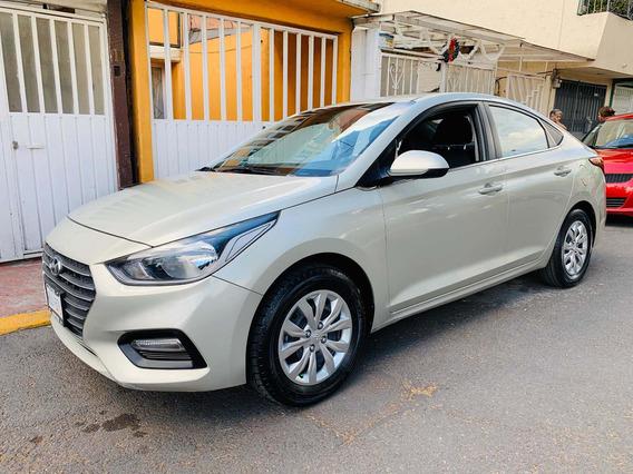 Hyundai Accent Gl Estándar