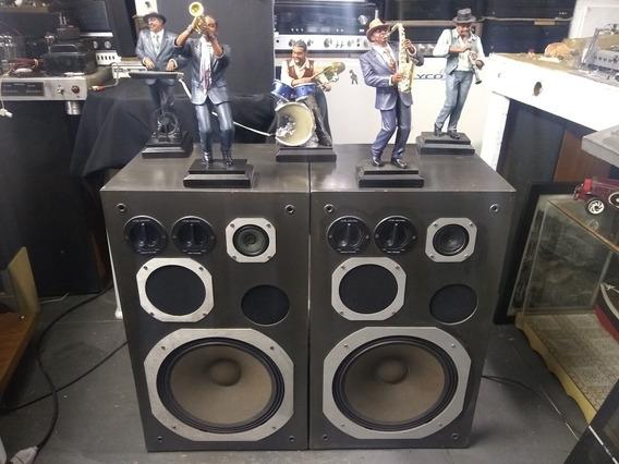Caixas Acústicas Cce Cl990 N Marantz Sansui Gradiente Polyvx