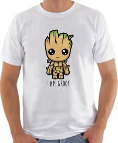 Camiseta Guardiões Da Galáxia - I Am Groot