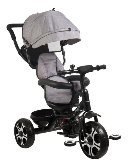 Triciclo Bebesit 360 Modelo 1326 Gris