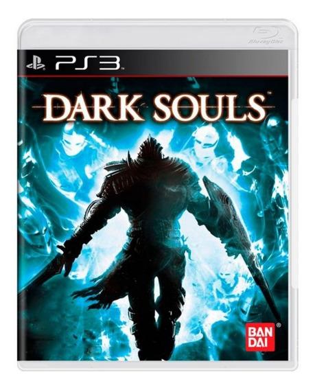 Dark Souls Para Ps3 Playstation 3 Mídia Física Original