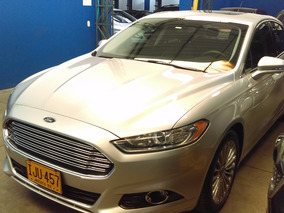 Ford Fusion Titanium 2.0 At Iju457