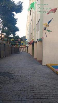 Apartamento Residencial Para Venda E Locação, Jardim Pedro Gonçalves, Taboão Da Serra. - Ap0267