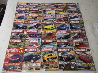Remate 33 Números De Revista Automovil Panamericano +regalos