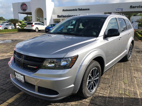 Dodge Journey Se Blacktop 7 Pas 2018