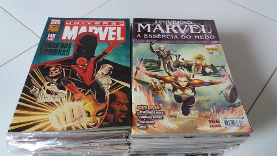 Coleção Universo Marvel Panini 2ª Série 1 A 30