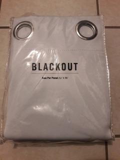 Cortinas Nuevas De Aro Blackout Con Envío Gratuito