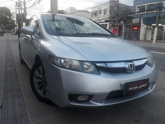 Honda Civic 1.8 Lxl Flex Automático 2011