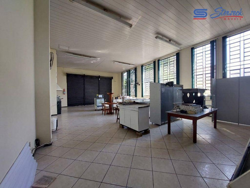 Imagem 1 de 16 de Salão Para Alugar, 260 M² Por R$ 6.200,00/mês - Centro - Vinhedo/sp - Sl0125