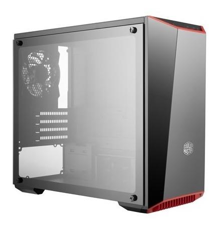 Gabinete Gamer Coolermaster Masterbox Lite 3.1 Tg