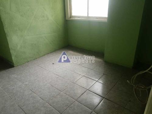 Apartamento À Venda, 1 Quarto, Centro - Rio De Janeiro/rj - 22403