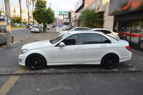 Mercedes-benz Classe C 1.6 Sport Turbo 4p 2014