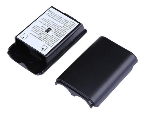 Tapa Porta Pila Porta Bateria Control Xbox 360 Dos Unidades