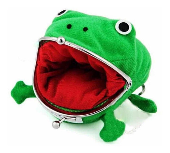 Animal Cosplay Naruto Hokage Necklace Pendant Frog Gamachan Coin Purse Combo