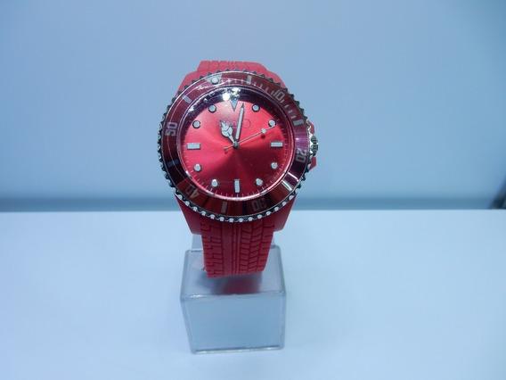 Reloj Deportivo Steiner Color Rojo -original-