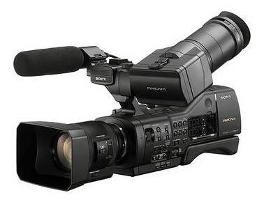 Sony Nex-ea50m Nxcam Camcorder With 18-105mm F/4 Servo Zoom