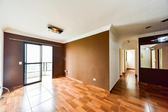 Apartamento No 2º Andar Com 3 Dormitórios E 2 Garagens - Id: 892954386 - 254386