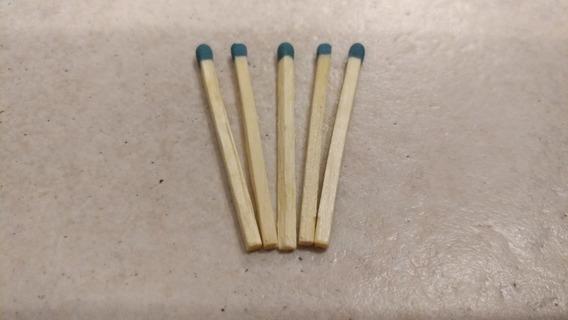 5 Fosforos Originales