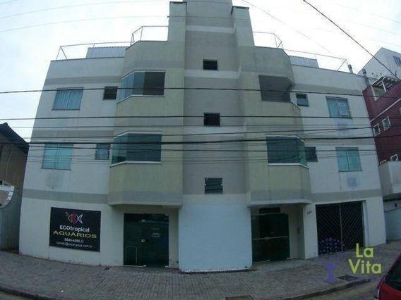 Apartamento 600mts Da Vila Germânica Com 2 Quartos À Venda, 75 M² Por R$ 220.000 - Velha - Blumenau/sc - Ap0891
