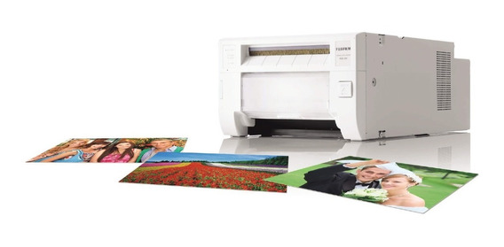 Impressora De Fotos Termica Fujifilm Ask300 + Kit 400 10x15 E 200 15x20