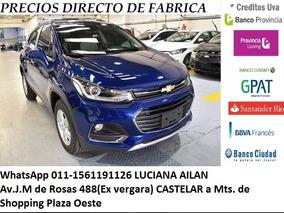 Chevrolet Tracker 1.8 Ltz Tasa 0% L #p01
