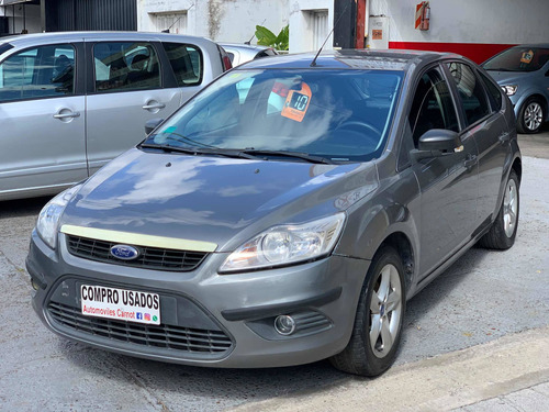 Ford Focus Style 1.6n 5p 2010