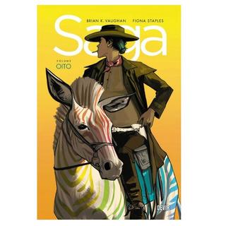 Saga Volume 8 - Hq - Devir