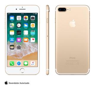 iPhone 7 Plus Com Tela De 5,5, 4g, 128 Gb