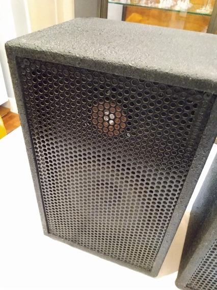 Caixa De Som Acústica Unidade Mas Tenho O Par. Toca Disco!