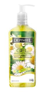 Gel Post Depilatorio Refrescante X500 Ml Depimiel