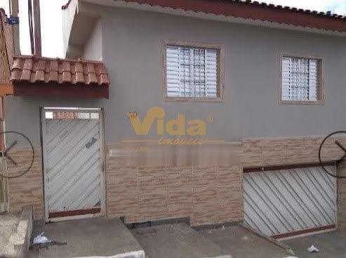 Imagem 1 de 15 de Sobrado A Venda Em Jardim Patriarca  -  Jandira - 44555