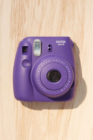 Camera Instax Mini 8 Fujifilm C/ Filme 20 Unidades