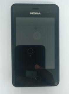 Nokia Asha 501 Preto C/ Defeito S/ Garantia