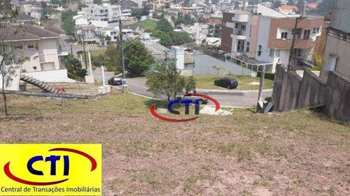 Imagem 1 de 7 de Terreno À Venda, 875 M² Por R$ 1.000.000,00 - Swiss Park - São Bernardo Do Campo/sp - Te0097
