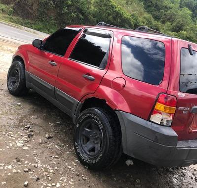 Ford Escape Escape