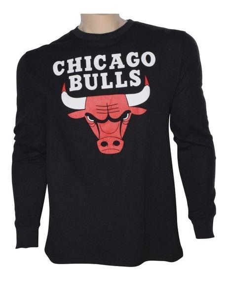 Remera Nba Chicago Bulls Original Talle M