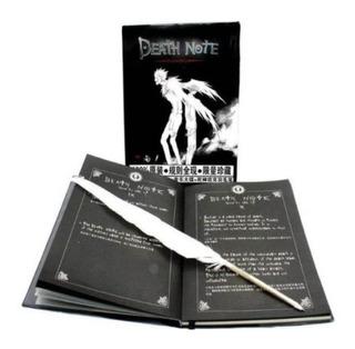 Death Note - Libreta Con Pluma + Cd - Anime Manga !!