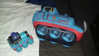 Tren Thomas Y Cojin