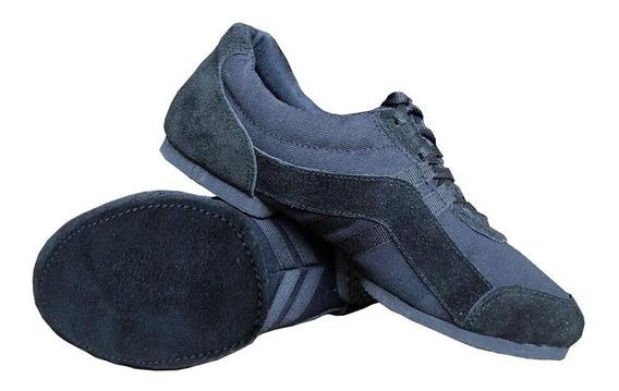 Zapatillas Light Sneakers Danza - Cuero - Suela Cromo