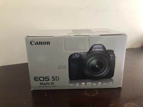 Imagen 1 de 4 de Nuevo Original Canon 5d Mark Iv Cameras With 24-105mm Lens