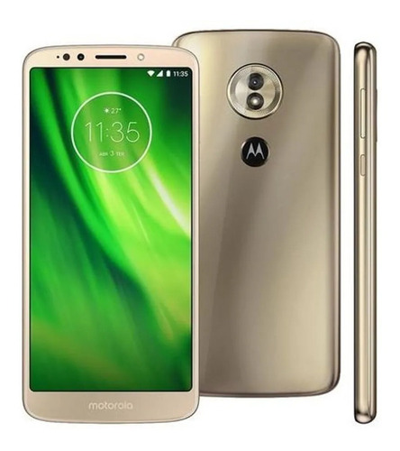 Smartphone Motorola Moto G7 Play 32gb 5.7  Vitrine Excelente