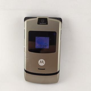 Motorola V3 Muito Top Vitrine, Leia